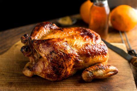 roast chicken with cumin honey and orange recipe nyt
