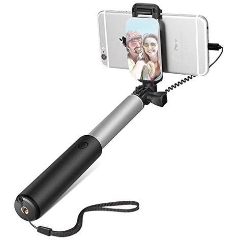 Iphone Se Polieren by Hey Beautyohne Akku Kabelgebunden Selfie Stick F 252 R Iphone