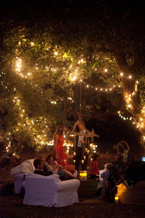 wedding ideas fairy lights we love laugh kiss