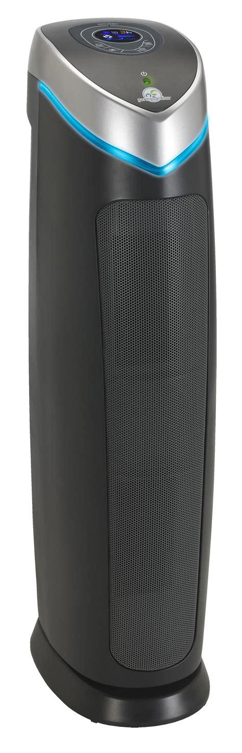 germguardian ac5250pt 3 in 1 air purifier with pet true hepa filter uv c