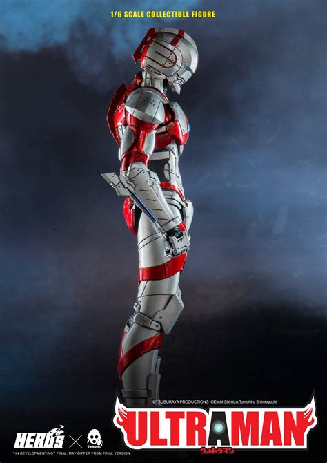 Figure Ultraman 1 threezero ultraman figure update the toyark news