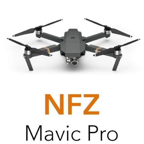 dji mavic pro nfz  height limit removal