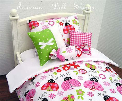 american girl bedding american girl doll bedding 5 pc set for 18 by