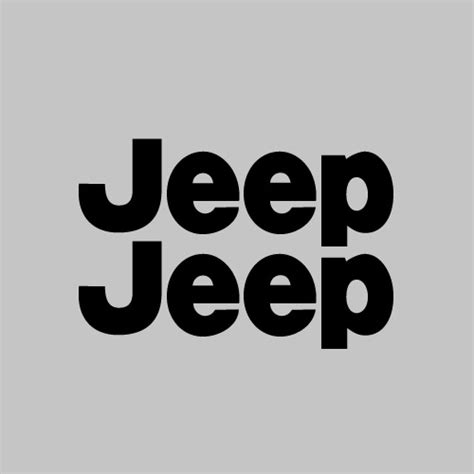 Jeep Stickers Jeep Car Vehicle Sunstrip Decal Stickers