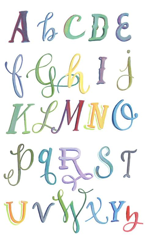 lettering tutorial paint alisaburke lettering with makewells painting letters