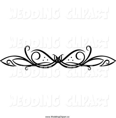 Best Free Clipart Wedding Flourish Clipart 101 Clip