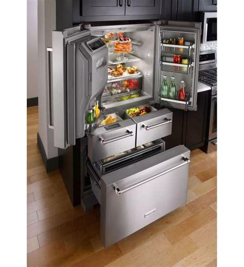 Kitchenaid Refrigerator Buildup Kitchenaid Krmf706e Build