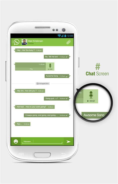 ikea app redesign concept on behance whatsapp android app redesign on behance
