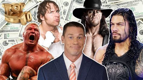 top 10 richest wrestlers in the world 2018 forbes list theinfong