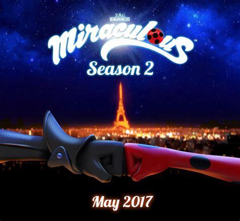 News More And The City Spoliers 2 by Saison 2 News Miraculous Les Aventures De Ladybug Et