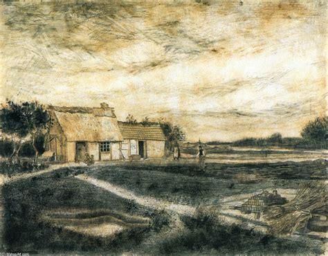 Couvert De Granges by Grange Avec Toit Couvert De Mousse 1881 De Vincent