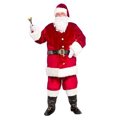 ultimate santa suit santa clause costume father