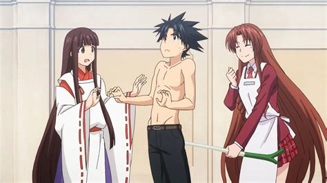 Uq Holder 12 uq holder 12 25 lost in anime