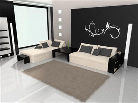 feuchte wände schimmel wohnzimmer in grau weiss
