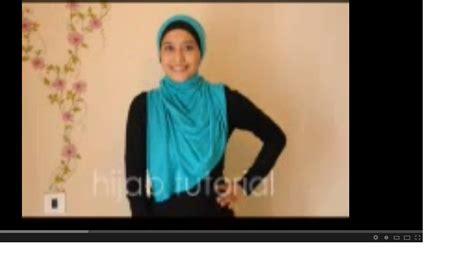 vidio tutorial berhijab pasmina video cara memakai jilbab pasmina tutorial hijab