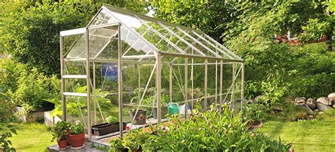 green house buy glasshouse or plastic greenhouse which