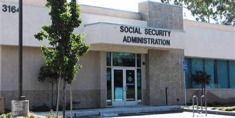 Ssi Office by Berkeley Social Security Administration Office