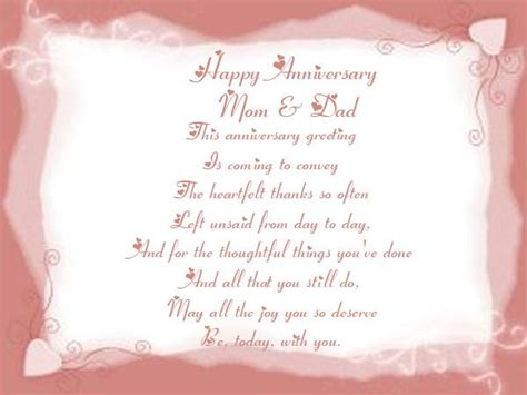 Anniversary quotes for parents in heaven image quotes at relatably com