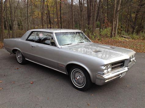 Pontiac Gto 1964 For Sale by 1964 Pontiac Gto For Sale 2037054 Hemmings Motor News
