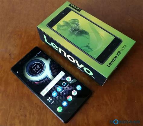 Lenovo Note 8 lenovo k8 note review