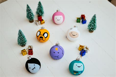 Adventure Time Ornaments - diy adventure time ornaments the farmer s