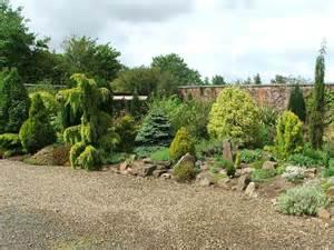 Garden Rockery Photos Winsford Walled Garden