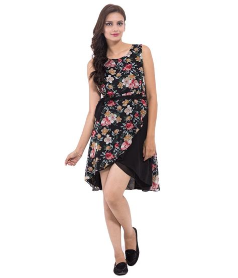 Express Black Rayon Dress goodwill rayon dresses buy goodwill rayon dresses at best prices in india on snapdeal