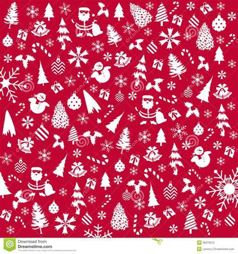 pattern xmas fabric merry christmas stock photos image 35975013