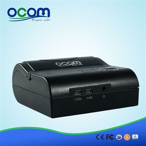 Mobile Printer Support Bluetooth 80mm Mobile Thermal Bluetooth Printer Support Wifi Ocpp M082