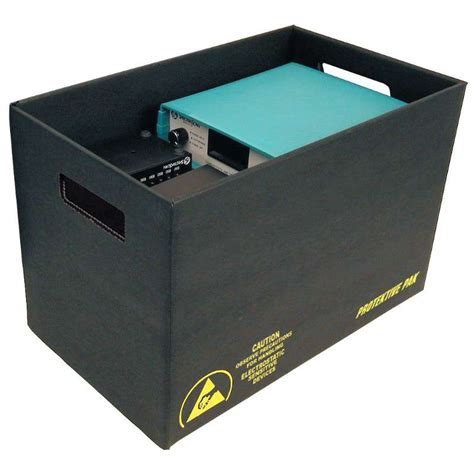safe storage containers esd safe corrugated storage container