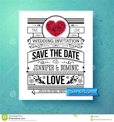 watercolor calligraphy save the dates