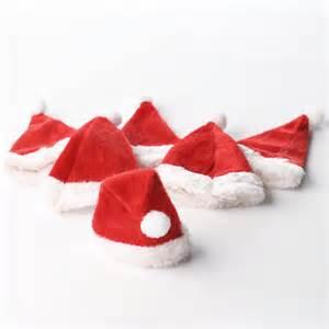 fleece santa hats doll hats doll making supplies