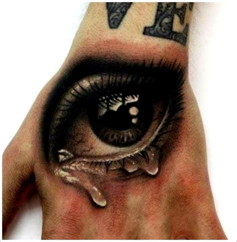 tattoo 3d eye 35 not so common eye tattoo designs