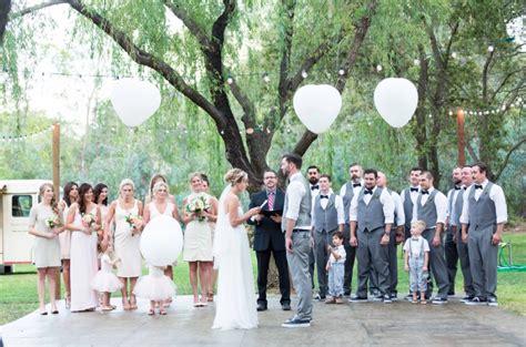where was backyard wedding filmed best backyard weddings from 2015 rustic wedding chic