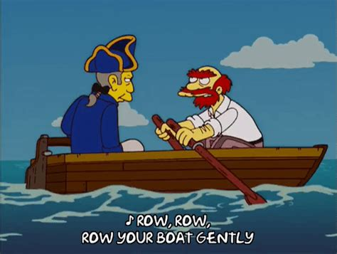 row the boat gif episode 18 gif find share on giphy