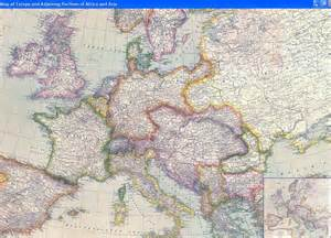 cascoly map europe 1915 maps for sale