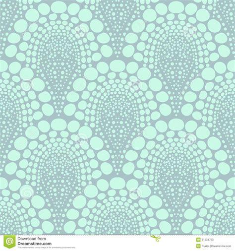 pastel winter pattern bold dotted geometric pattern in art deco style stock