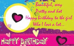 birthday wishes for girlfriend quotes and messages