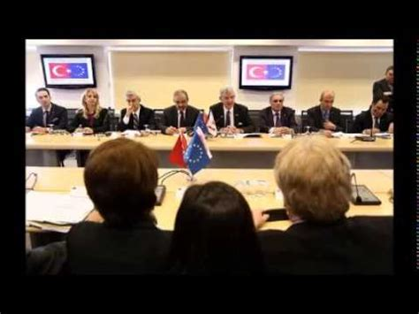eu and turkey to update customs union