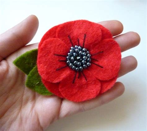 pattern for felt poppy 17 best images about poppies on pinterest poppies