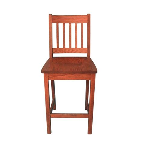Mennonite Furniture by Mini Mission Bar Stool Lloyd S Mennonite Furniture