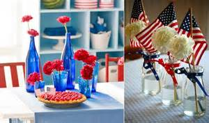 Decorating Ideas For July Fourth 4th Of July Home Decorating Ideas