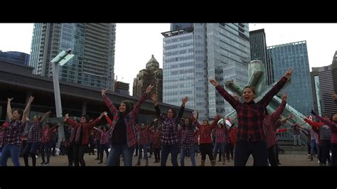 ahok official van2jak flash mob for ahok djarot vancouver bc official