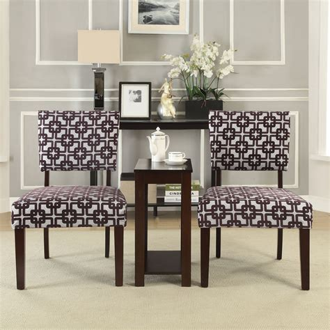 Accent Chair And Table Set 3 Pc Occasional Office Home Accent Chair Chairside Side Table Stand Set Option Ebay