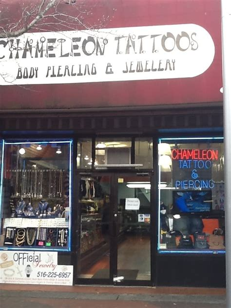 dragon tattoo jamaica ave chameleon tattoo the best tattoo shop on jamaica ave