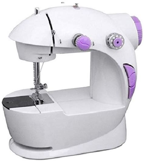 Aq6522 Mesin Jahit 4 In 1 4in1 Sewing Machine F Kode X6522 1 home delight portable compact 4 in 1 electric sewing