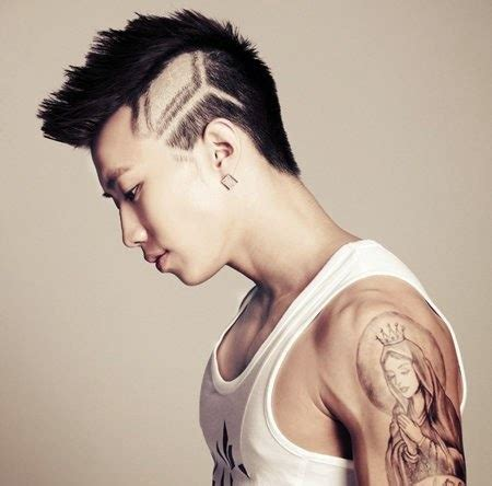 jay park tattoo ideas and designs