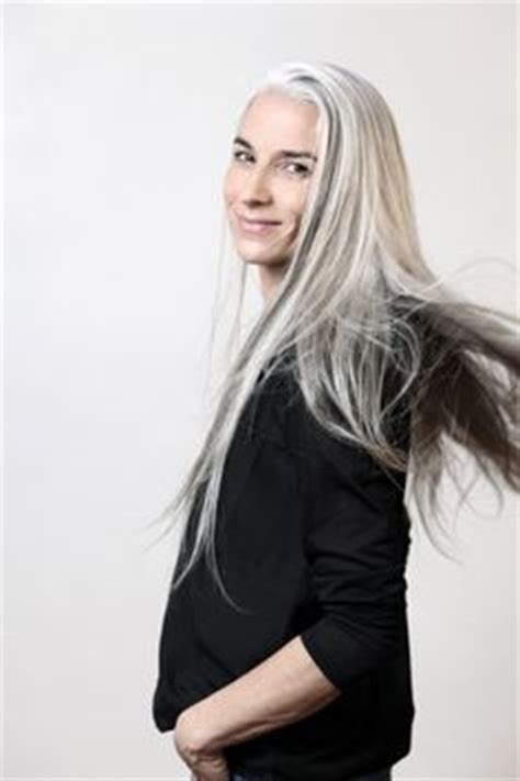 letting hair go gray in your forties 1000 images about beautiful grey hair and beautiful women