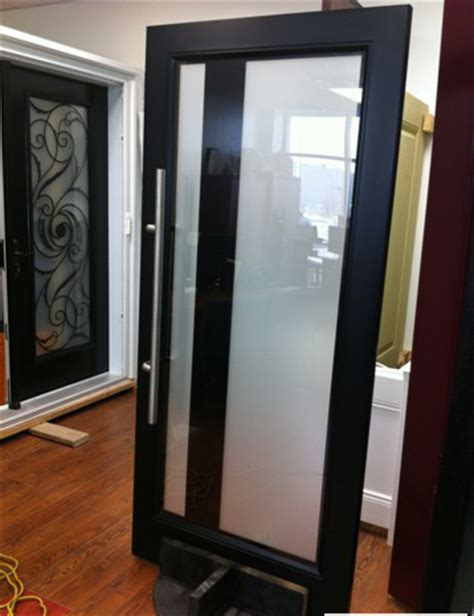 modern contemporary front entry door fiberglass front