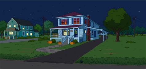 The Show House by Carol S Bg From The Cleveland Show On Fox